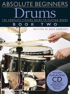 Absolute Beginners - Drums Book 2