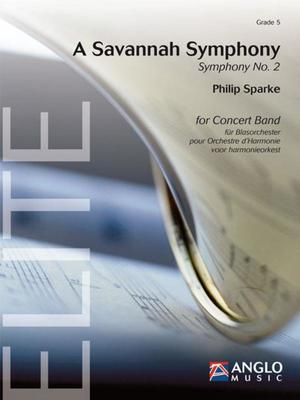 A SAVANNAH SYMPHONY CB5 FULL SCORE