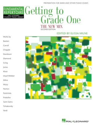 Getting To Grade One - The New Mix