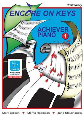 Encore On Keys - Achiever Series 1
