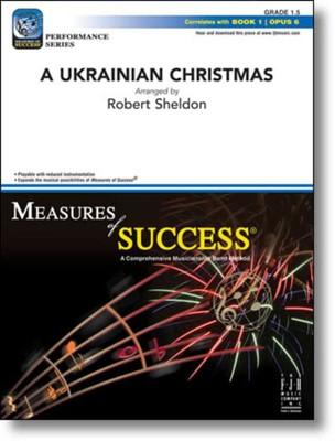 A UKRAINIAN CHRISTMAS CB1 5 SC/PTS