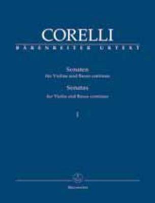 12 Sonatas Op 5 Vol. 1 Nos. 1-6