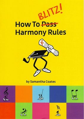 The BlitzBook of Harmony Rules