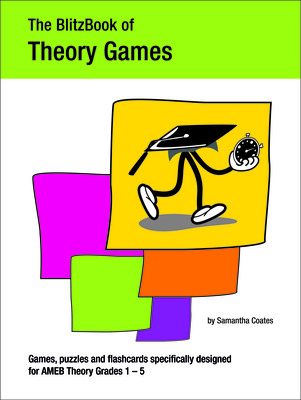 The BlitzBook of Theory Games