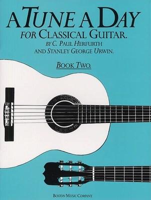 Earnest Tune A Day Classical Guitar Repertoire Bk 1 Urwin Contemporary