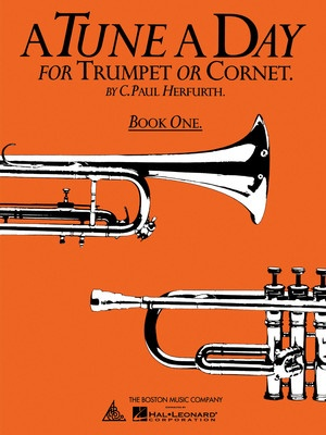 A Tune A Day for Trumpet or Cornet Book 1