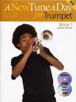 A New Tune A Day for Trumpet Book 1