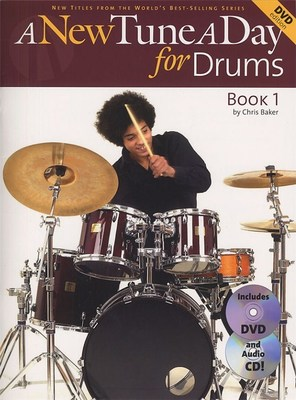 A New Tune A Day Drums Book 1