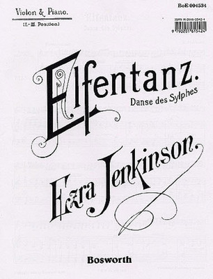 Jenkinson Elfentanz Vln/Pno