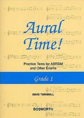 Aural Time Gr 1 Turnbull Abrsm