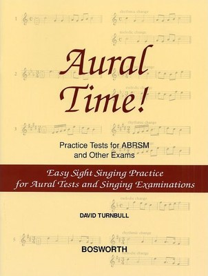 Aural Time Easy Sightsinging Practice