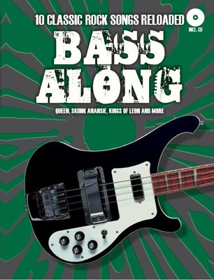 10 Classic Rock Songs Reloaded Bass Along