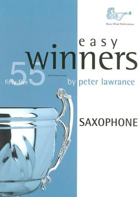 EASY WINNERS SAXOPHONE