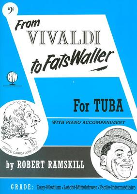 From Vivaldi to Fats Waller for Tuba