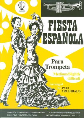 ARCHIBALD   FIESTA ESPANOLA TRUMPET & PIANO