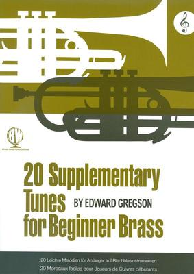 20 SUPPLEMENTARY TUNES BEGINNER BRASS TC