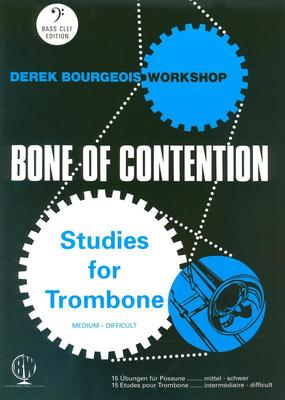 BONE OF CONTENTION TROMBONE BASS CLEF