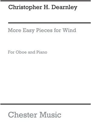 Dearnley - More Easy Pieces for Wind