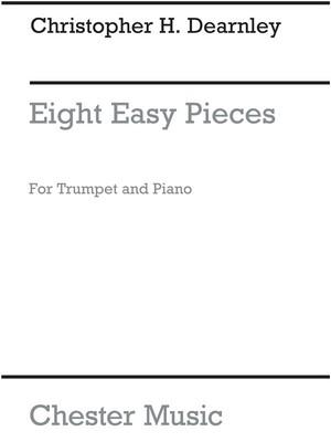 8 Easy Pieces Trumpet/Pno Dearnley(Arc)