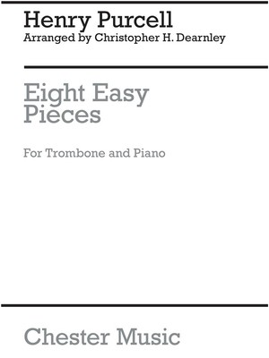 8 Easy Pieces Tromb/Pno Dearnley(Arc)