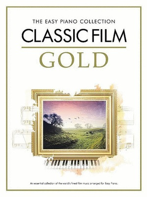 Classical Film Gold Easy Piano Collection