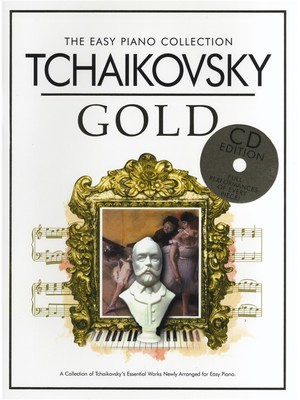 The Easy Piano Collection - Tchaikovsky Gold