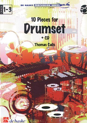 10 Pieces for Drum Set