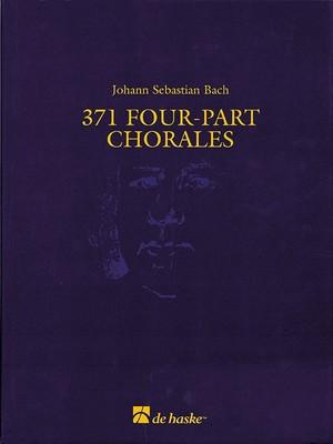 371 Four-Part Chorales - Piano/Organ Score