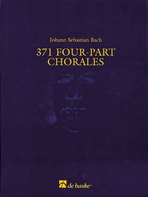 371 Four-Part Chorales - Part 4 Bb Bass Clef