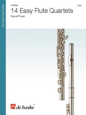14 Easy Flute Quartets