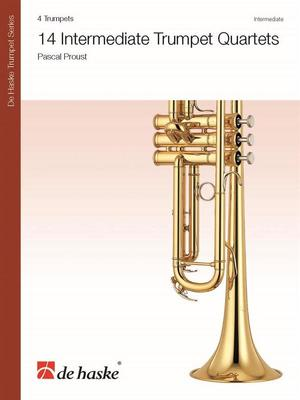 14 Intermediate Trumpet Quartets