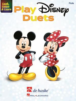 Look, Listen & Learn - Play Disney Duets for Flute