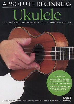 Absolute Beginners - Ukulele DVD
