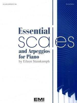 ESSENTIAL SCALES AND ARPEGGIOS