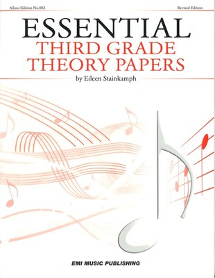 ESSENTIAL THEORY PAPERS GR 3