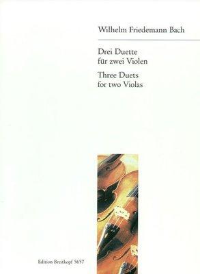3 Duets for 2 Violas