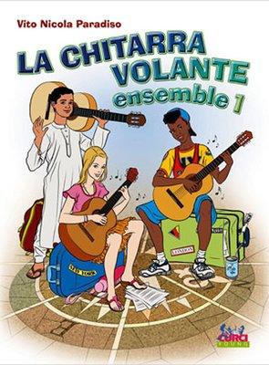 LA CHITARRA VOLANTE ENSEMBLE 1 GUITAR TRIO