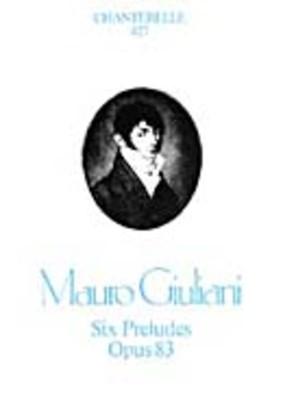6 Preludes Op. 83