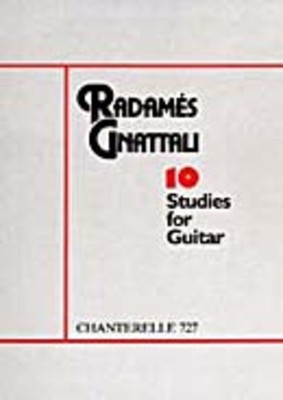 10 Studies for Guitar