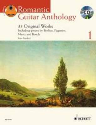 Romantic Guitar Anthology Volume 1