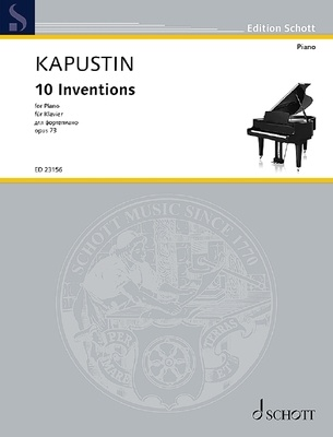 10 Inventions Op. 73