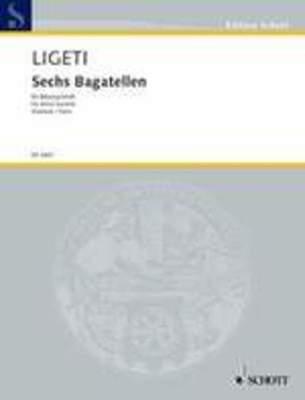"6 Bagatelles from ""Musica ricercata"""