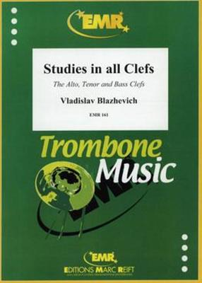 BLAZHEVICH   CLEF STUDIES TROMBONE