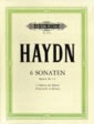 6 Trio Sonatas Op. 8 Bk 1