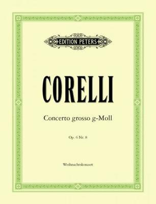 Concerto Grosso Op. 6 No. 8 - Solo Violin 1 Part