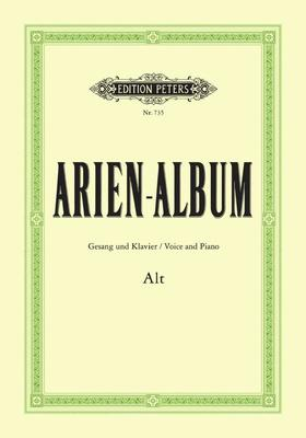 ARIA ALBUM FOR CONTRALTO