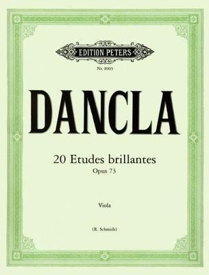 20 Etudes brillantes Op. 73