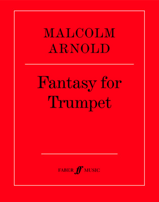 ARNOLD   FANTASY FOR TRUMPET