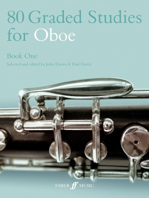 80 GRADED STUDIES FOR OBOE BK 1