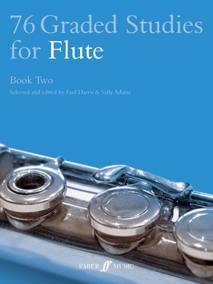 76 GRADED STUDIES FOR FLUTE BK 2